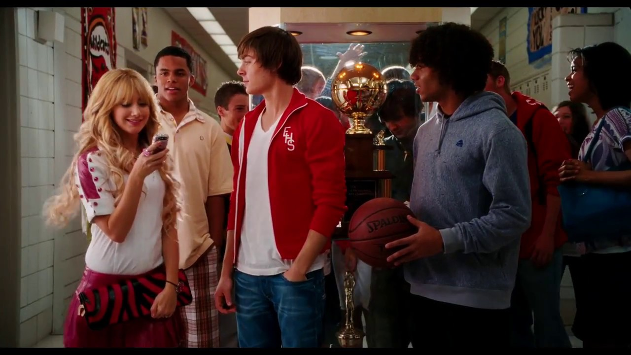 High School Musical 3 Senior Year 2008 Official Trailer Youtube