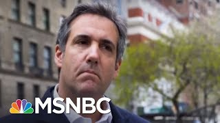 Ari Melber: Donald Trump's Fixer Cohen Can't Fix His Own Problems | The Beat With Ari Melber | MSNBC