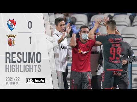 Gil Vicente Braga Goals And Highlights