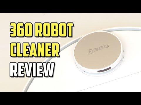 360 S6 Robot Vacuum Cleaner Best Deals - JayceOoi com
