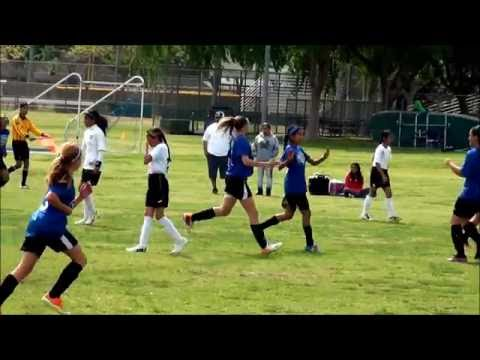 NEVER QUIT MOTIVATIONAL SOCCER  YOUTH GIRL AMAZING!!