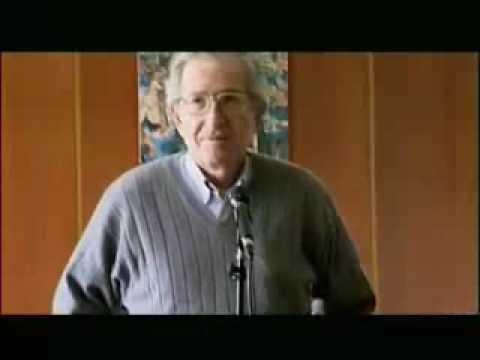 Chomsky on the Media (1 of 2)