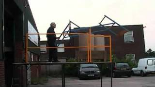 DRB Safety Barriers Atom 1500 - Video 1