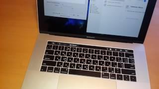 Right quiet  speaker MacBook Pro 2016 (Problem sound speaker)