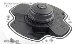 FishEye IP камера AXIS M3007-PV(FishEye камера от компании Axis M3007. Это 5 мегапиксельная IP камера с углом обзора 360 градусов. Камера построена..., 2013-06-07T12:16:21.000Z)