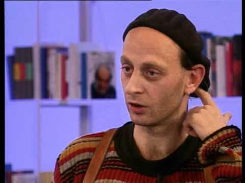 Alf Poier bei Barbara Rett in Treffpunkt Kultur .WMV