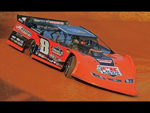 Craig Vosbergen In-Car / 411 Motor Speedway / Schaeffer's Oil Southern Nationals 7.17.18