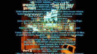 Spiritual Blessings feat. Jay Rags - Deep Not Deep