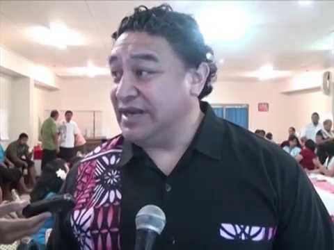 Samoa's TV3 news coverage of Le Va training Samoan media to safely report suicide