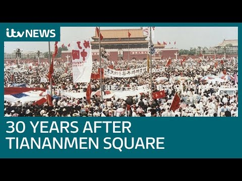 How different is Beijing 30 years after Tiananmen Square protests? | ITV News
