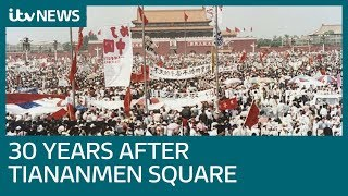 How different is Beijing 30 years after Tiananmen Square protests?   ITV News