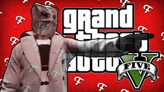 GTA 5: BMX Bike Glitch & Ghost Friends! (Online - Comedy Gaming)
