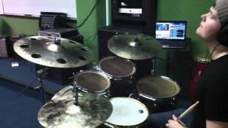 Porcupine Tree - Mellotron Scratch Drum Cover