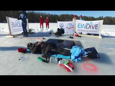 Arthur GUERIN-BOËRI // Freediving Under Ice GUINNESS & CMAS World Record // 175m