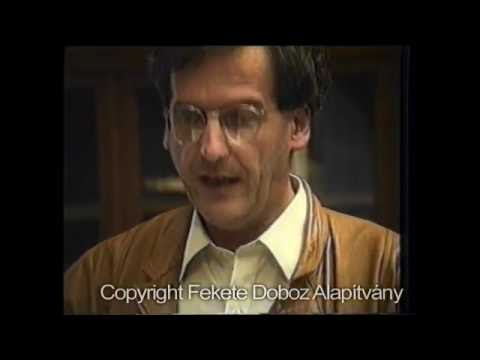 Opposition Roundtable Negotiations - Hungary, 1989 /  Part 1 (full film)