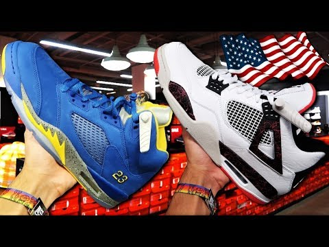CHEAP NIKE OUTLET Air Jordan Hunting in CALIFORNIA!