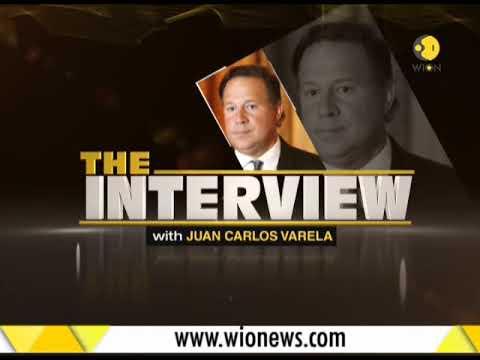 The Interview: Panama President Juan Carlos Varela speaks to WION