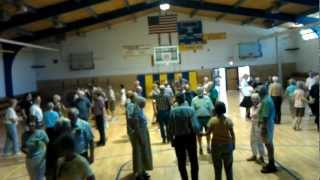 Square Dance in Westcliff, Colorado to the Grand Colonel Spin with Tom Roper callerVIDEO0343.3gp