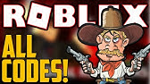 Code How To Get Gold Fast On Roblox Wild Revolvers Youtube 16 Codes Wild Revolvers All 16 New Codes 2020 Roblox Youtube