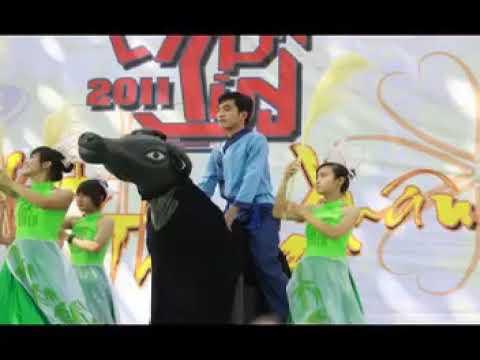 [Trailer] TRẠI XUÂN TRUYỀN THỐNG NGUYỄN HỮU CẦU - TỰ TIN 2012
