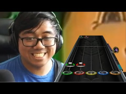 what on earth am i playing (Fichtl's Lied by Die Woody's on Clone Hero)
