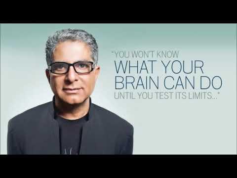 Deepak Chopra-The Secret of Healing Meditations For Transformation and Higher Consciousness