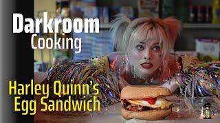 Harley Quinn S Perfect Egg Sandwich Taste Test