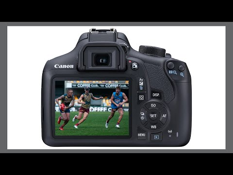 Sports Photography Tips And Settings For Nikon And Canon.