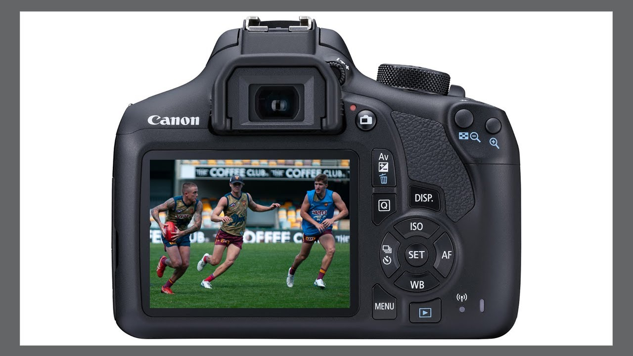 Sports photography tips and settings for Nikon and Canon
