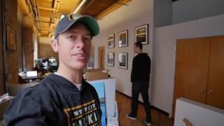 flushyoutube.com-Inside the MTB Crib - Mystery Tackle Box Chicago Tour