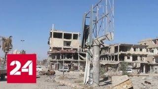 Международная коалиция не признает свою вину в гибели мирных жителей Сирии - Россия 24