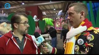 DEEL 2 Hoofs Modeshow en Theo Bonte in de Bouwhal