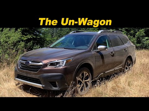 2020 Subaru Outback Review | Not Just For Golden Retrievers