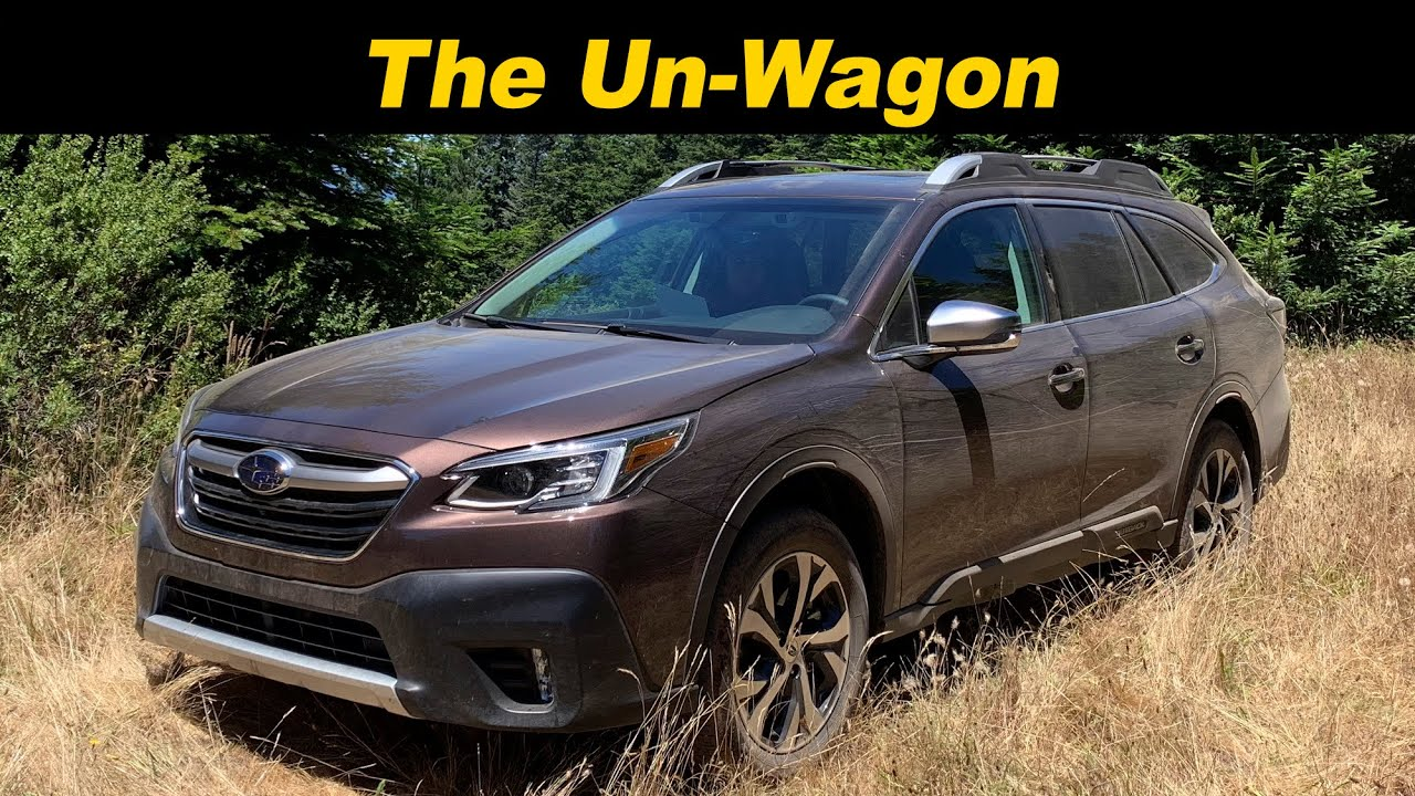 2020 Subaru Outback Review   Not Just For Golden Retrievers