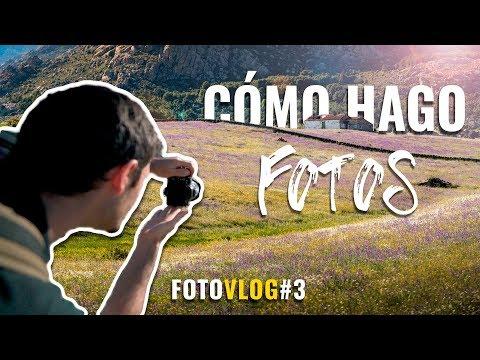 CÓMO hago FOTOS de PAISAJE | MasterClass - FotoVlog #3
