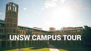 VLOG 12 - UNSW Campus Tour
