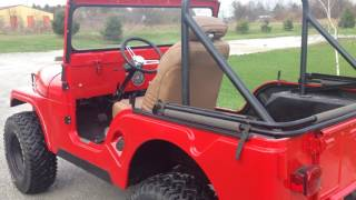 1964 Jeep CJ5 Tuxedo Park: Walkaround Pt. 1