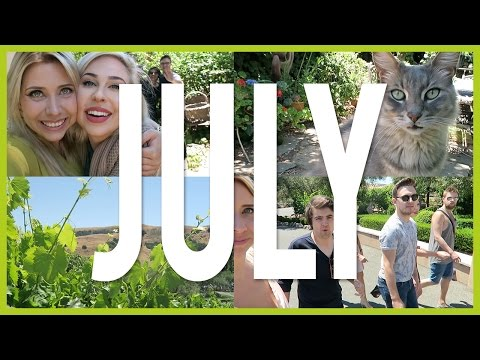 JULY | Time of The Month 2016