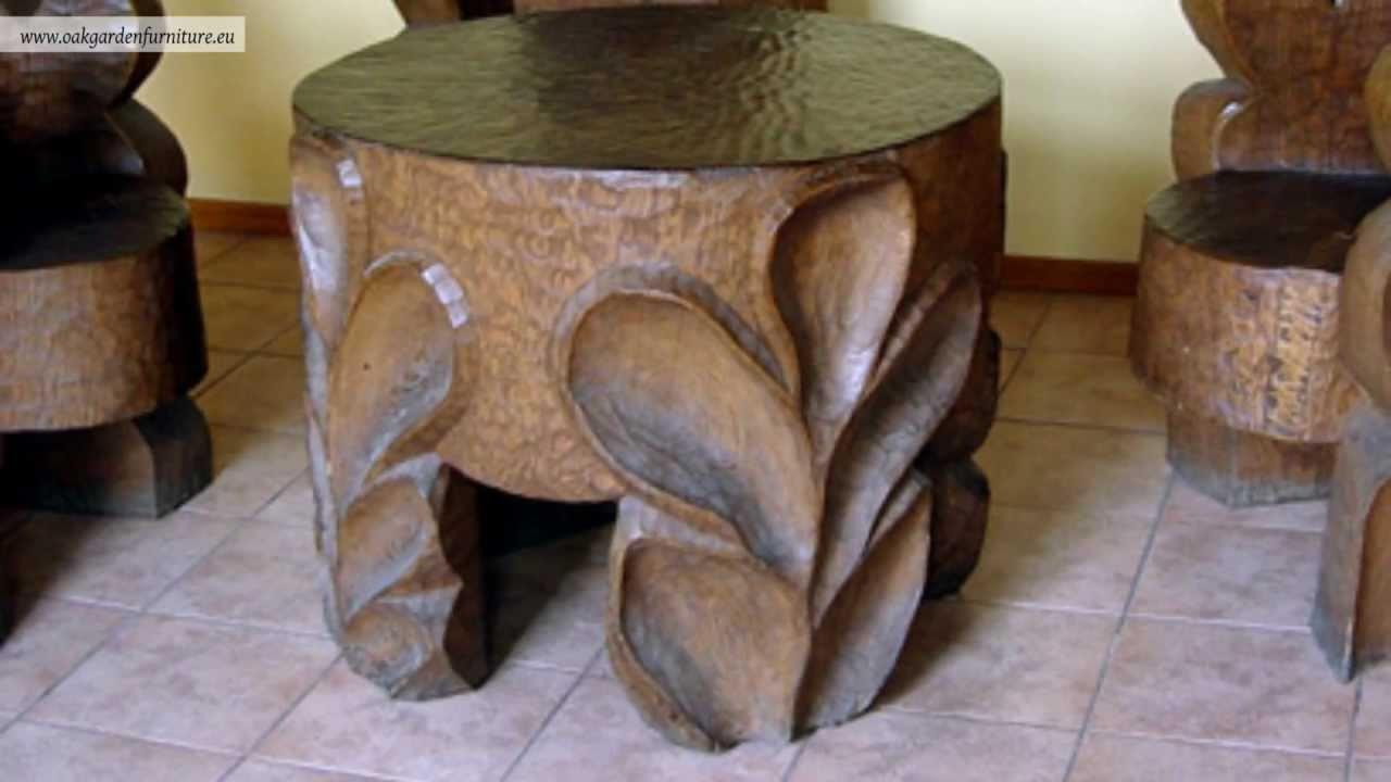 Handmade Outdoor Furniture
