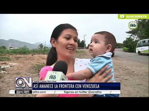 Oriente Noticias Primera Emisión - 05 de marzo