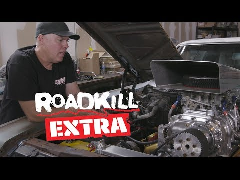 Freiburger Explains Supercharger Basics - Roadkill Extra