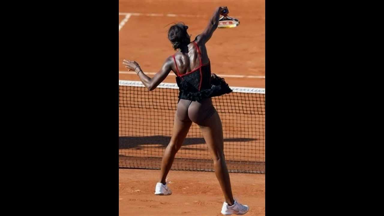 wardrobe malfunction Female tennis players