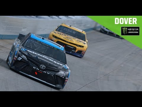 Monster Energy NASCAR Cup Series - Full Race - Gander RV 400