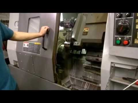CCC in House machining