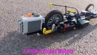 LEGO Technic Car Speed Record 31,31Km/h First Lego Car Over 30km/h