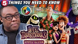 hotel transylvania 3 summer vacation 5 things you need to know with andre regal cinemas