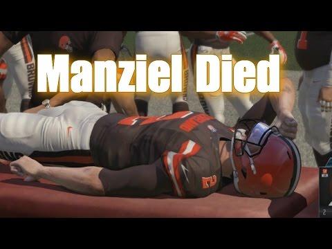 QB Draw Challenge - Johnny Manziel Died - Madden 16 Challenge