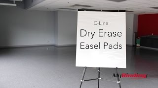C-line Dry Erase Easel Pads - 57253