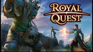 royal quest - подборка находок и призов с босинок и элиток