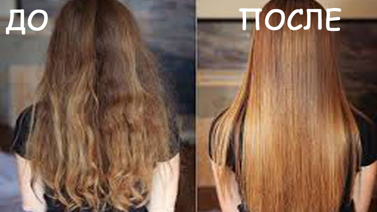 Из желатина для волос ламинирование